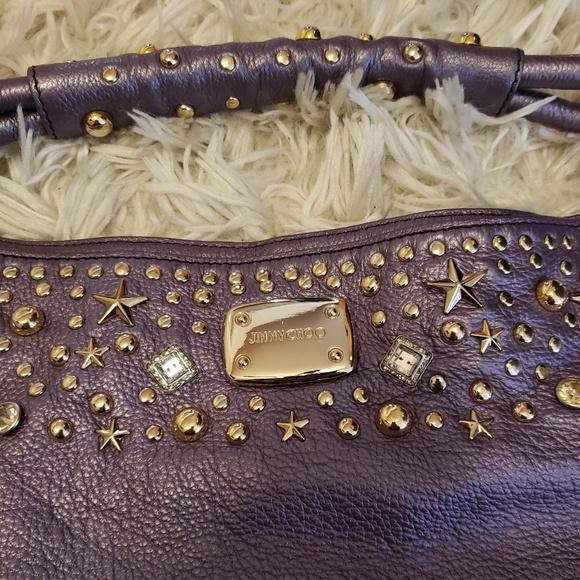 0a8bfe7f172 Jimmy Choo Handbags - Authentic Jimmy Choo bag